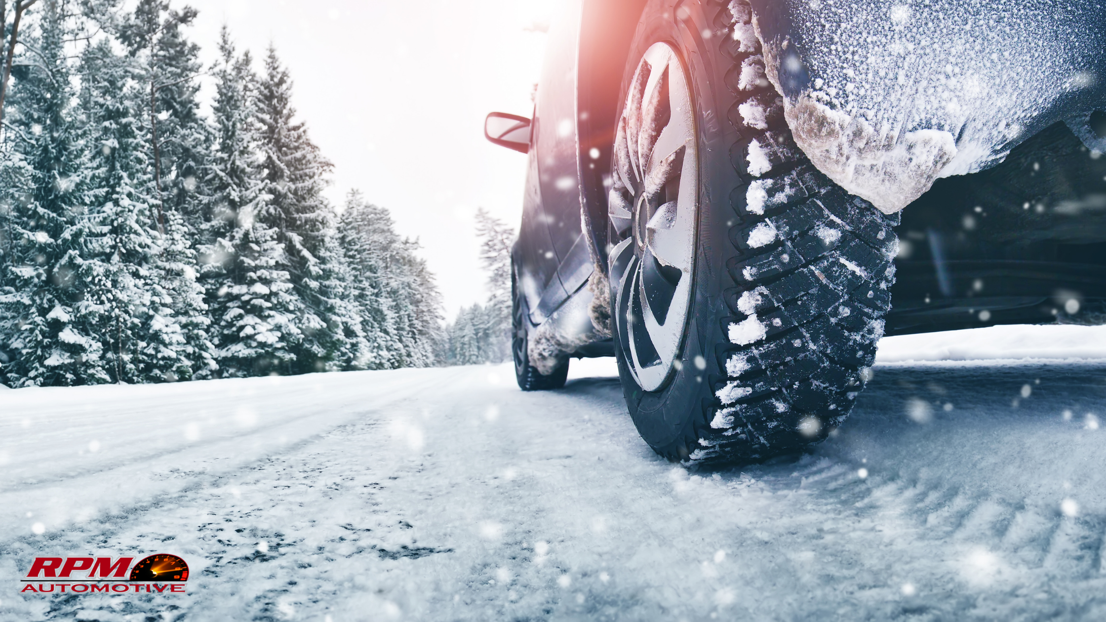 3 Cold Weather and Winter Driving Tips You Need To Follow