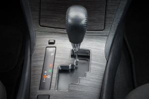 car Dual clutch transmission stick